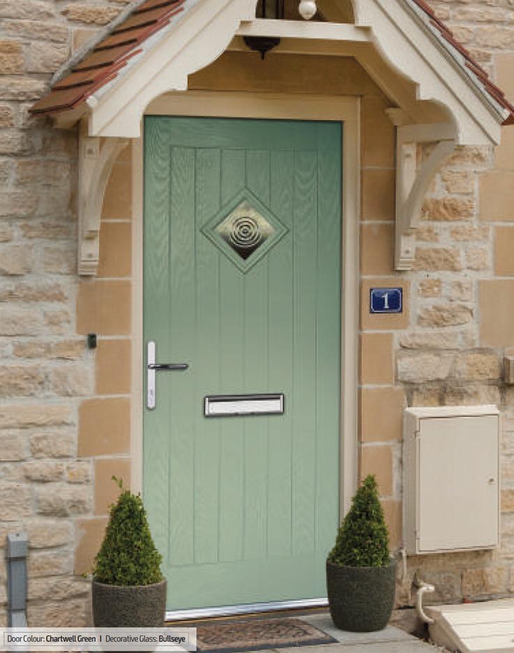 Belfry - composite front doors