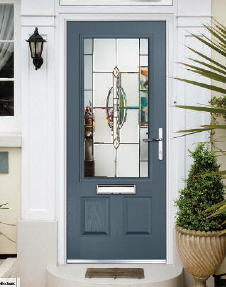 Gleneagles - composite front doors