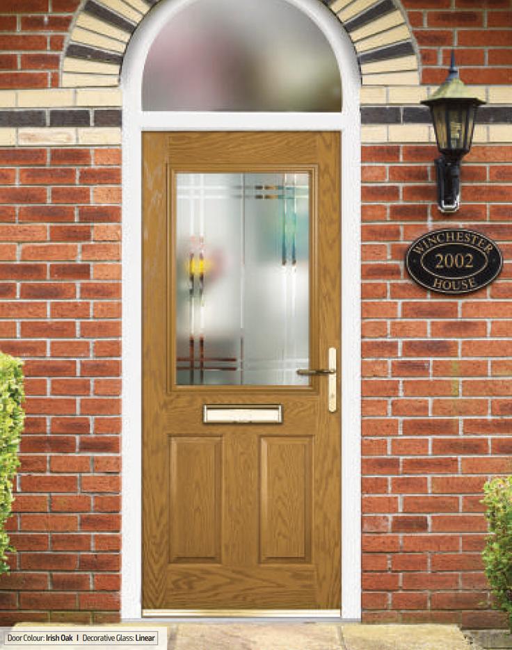 Lytham - composite front doors