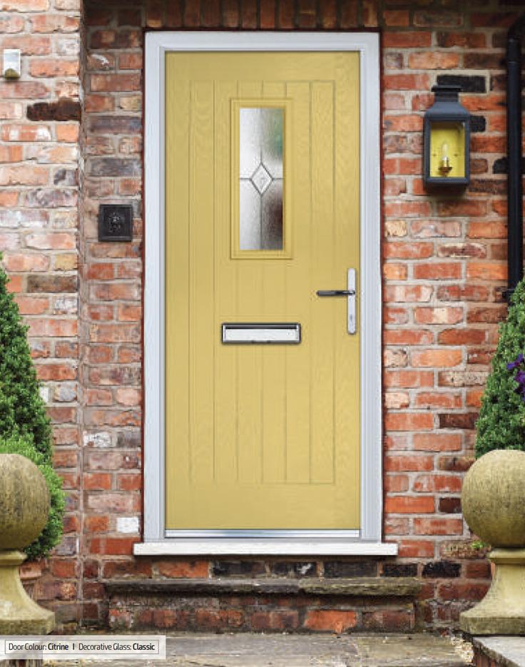 Sunningdale - composite front doors