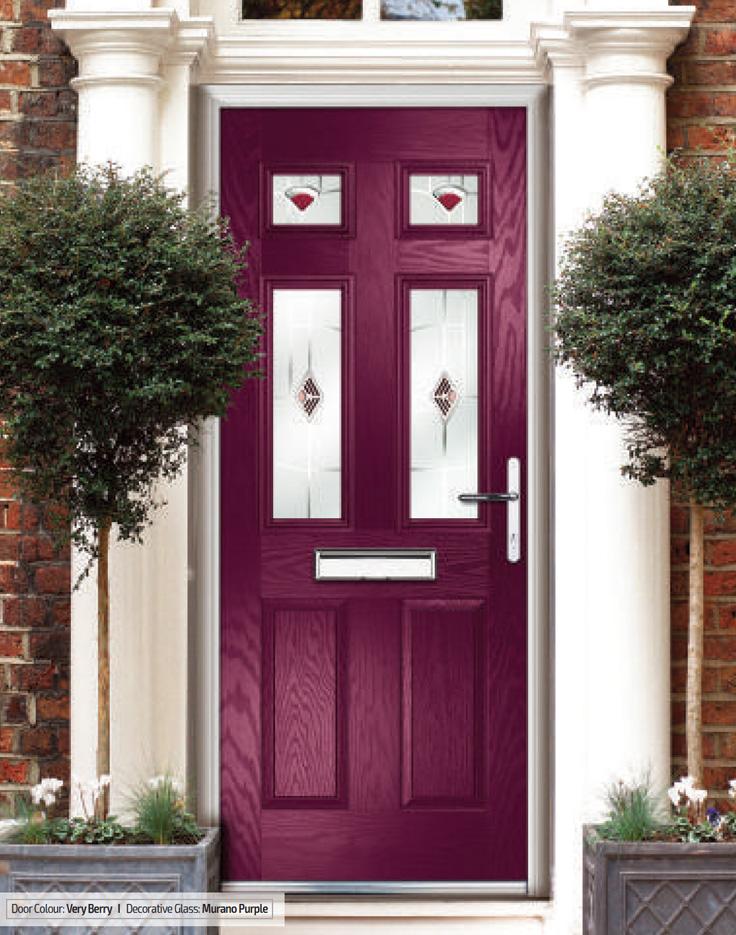 Troon - composite front doors